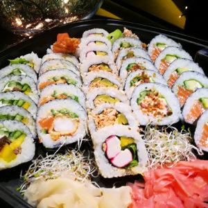 Gdzie na sushi w Warszawie?