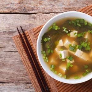 Miso – tradycyjna japońska zupa