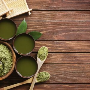 Matcha – picie herbaty po japońsku