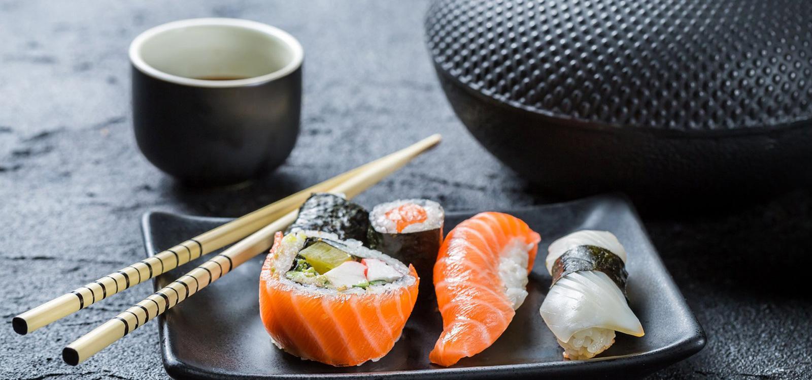 Restauracja Saya Sushi poleca: