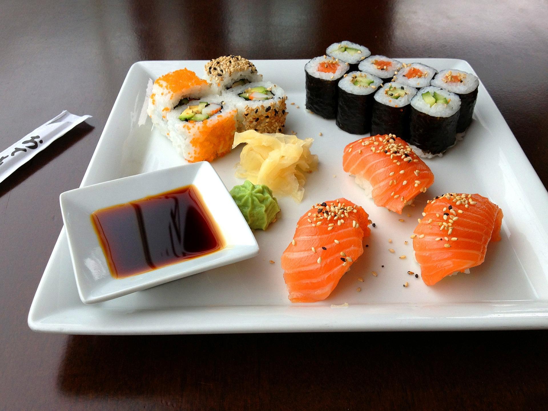 Czy można jeść sushi w ciąży?