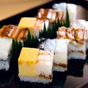 Oshizushi czyli prasowane sushi